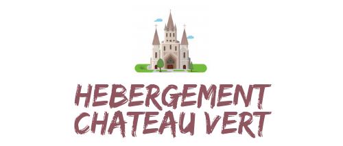 Hebergement Chateau Vert